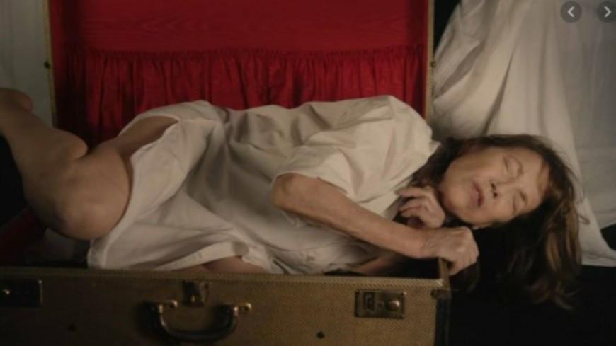 """Jane Birkin dévoile le clip """"Oh ! Pardon tu dormais"""""""