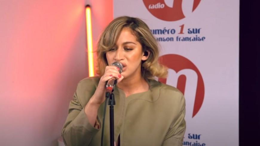 "La Zarra, son titre ""Tu t'en iras"" en live !"