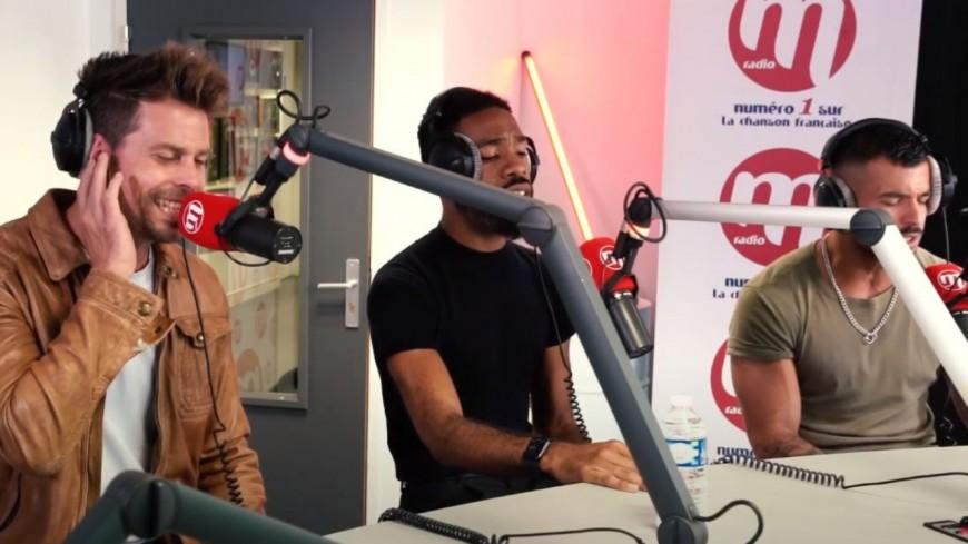 """""""Je vais t'aimer"""" était en direct sur M Radio !"""