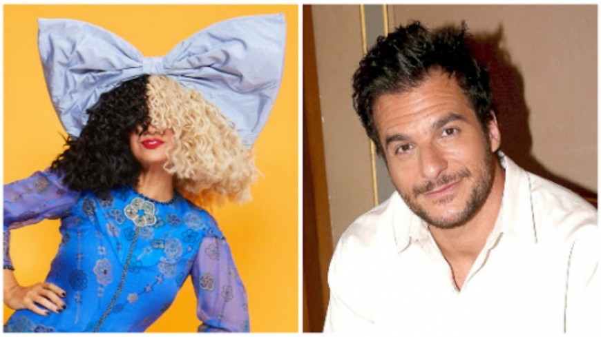 "Amir rayonne avec Sia dans ""1+1"""