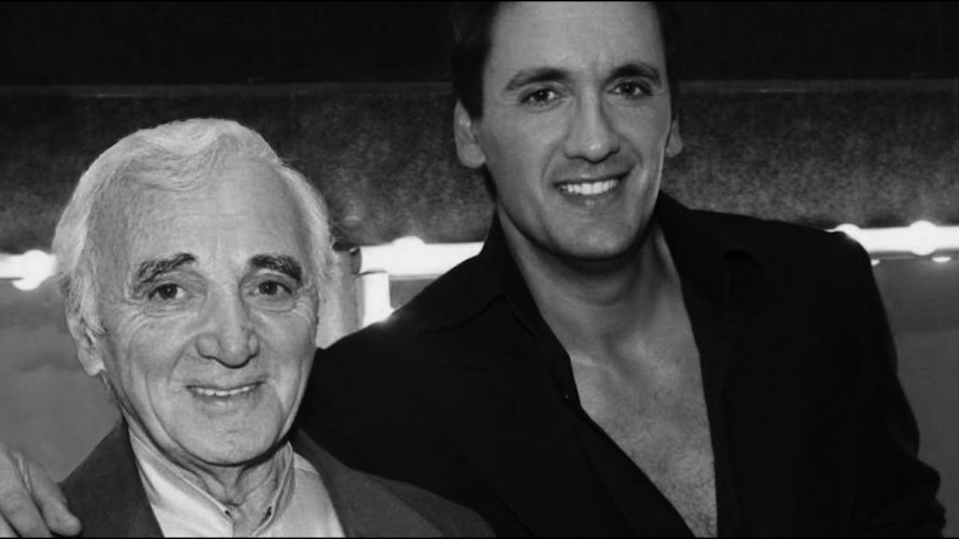 Dany Brillant se nomme désormais Monsieur Aznavour !