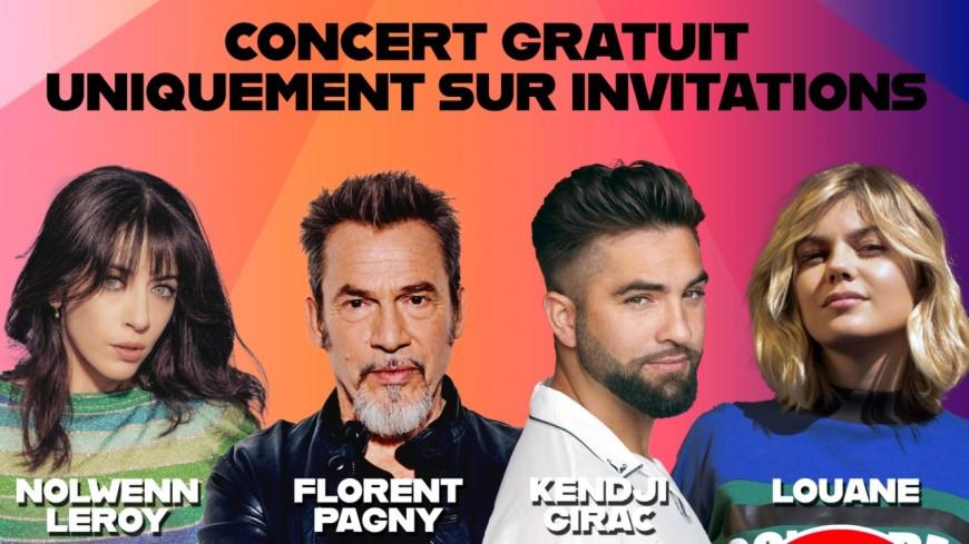 M Radio : Un concert live à  Paris au Domaine Saint Cloud !