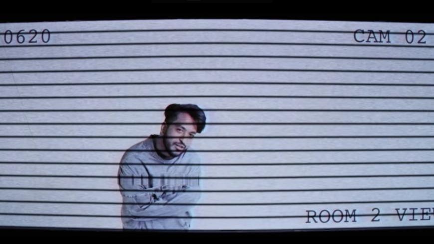 Slimane dévoile le clip de « J'en suis là ».