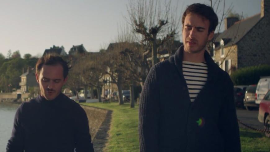 Boulevard des Airs dévoile le clip de « Le Bagad de Lann-Bihoué »