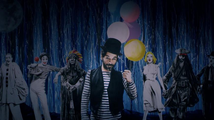 Christophe Maé dévoile le clip de « Marcel ».