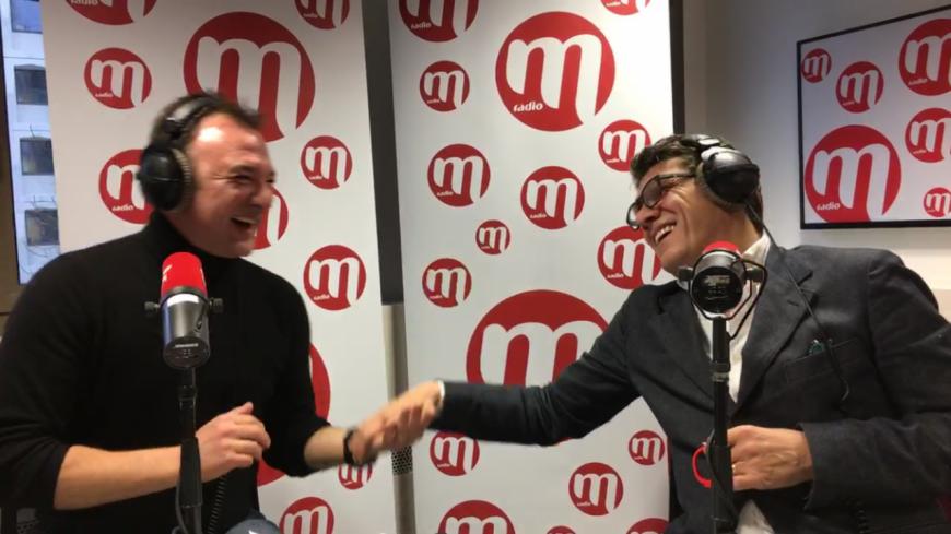 Le quizz de Marc Lavoine sur M Radio