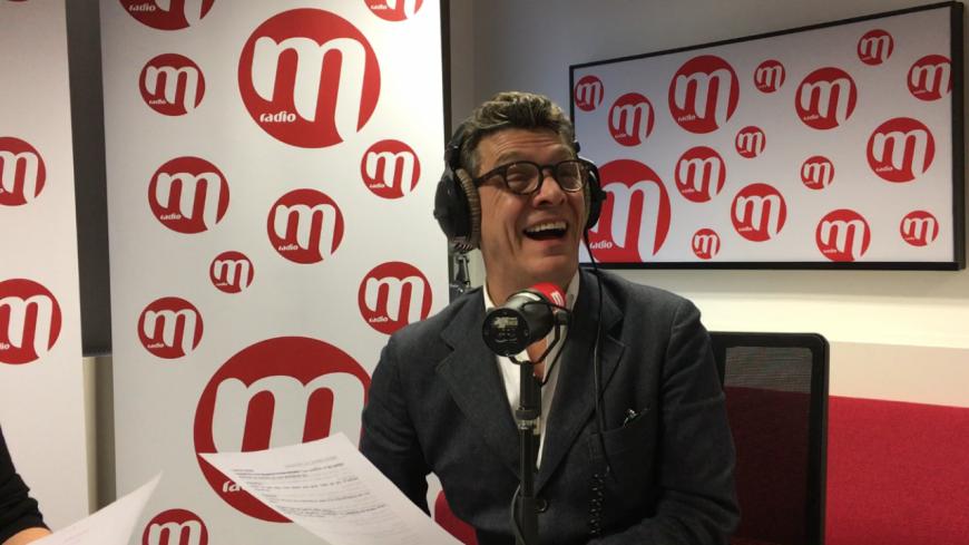 Marc Lavoine nous parle de ses projets sur M Radio